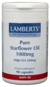 Borageolie 1000 mg (High GLA 220 mg starflower)