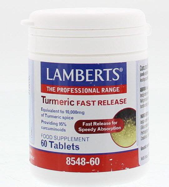 Curcuma fast release (Turmeric)