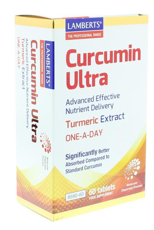 Curcumine ultra 100 mg - kurkuma