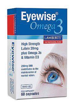 Eyewise met omega 3