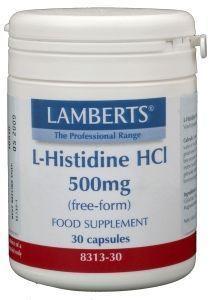 L-Histidine 500 mg