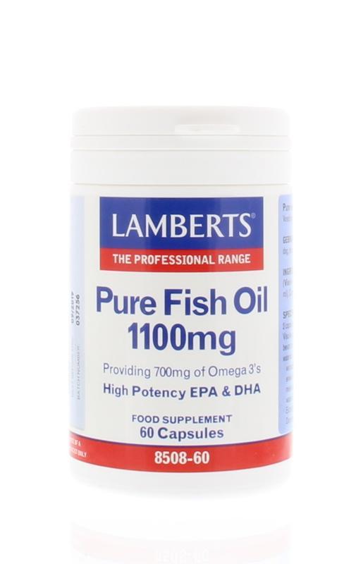 Pure visolie 1100 mg omega 3