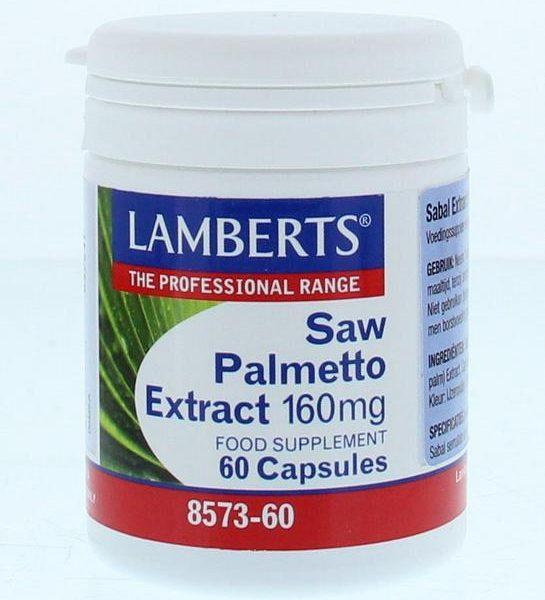 Sabal extract (saw palmetto)