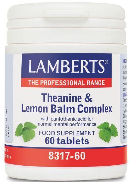 Theanine & citroenmelisse complex