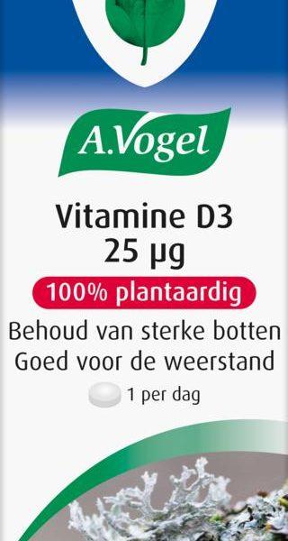 Vitamine D3 25ug