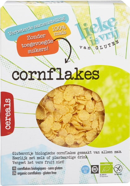 Cornflakes bio