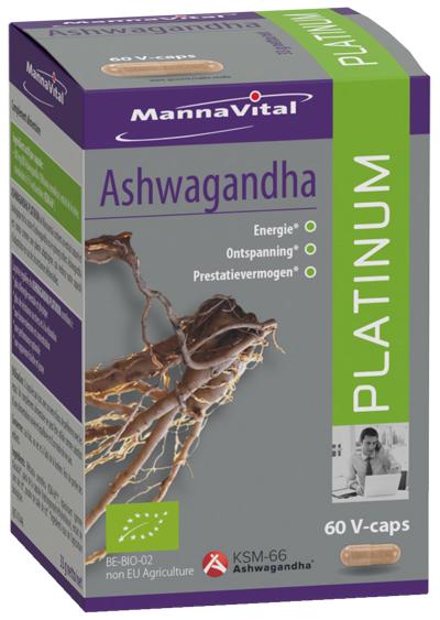 Ashwagandha platinum bio