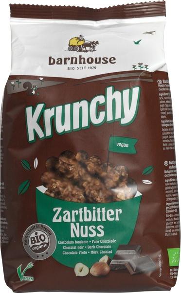 Krunchy choco noten bio