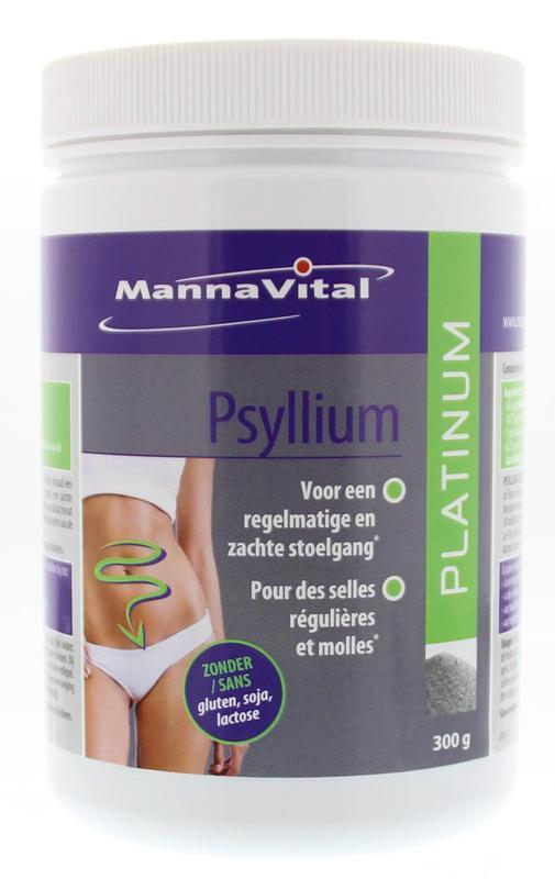Psyllium platinum