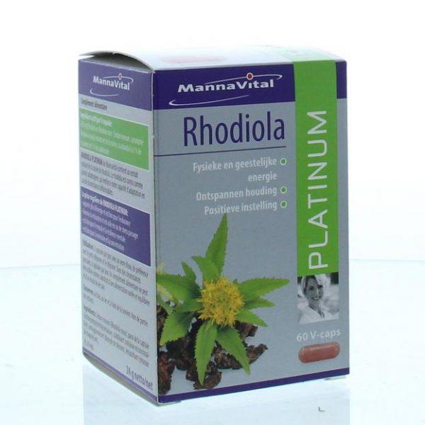 Rhodiola platinum
