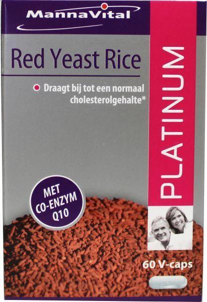 Rode rijst Q10 platinum