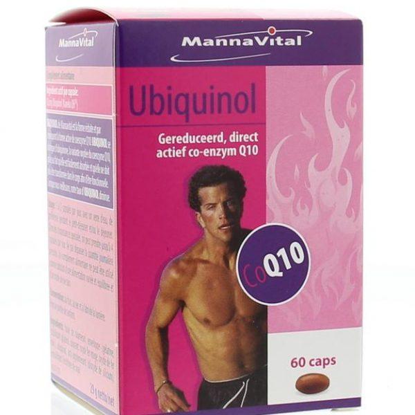 Ubiquinol co-enzyme Q10