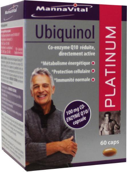Ubiquinol platinum