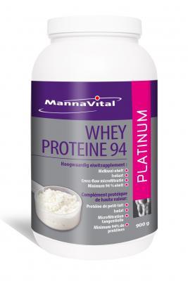 Whey proteine platinum