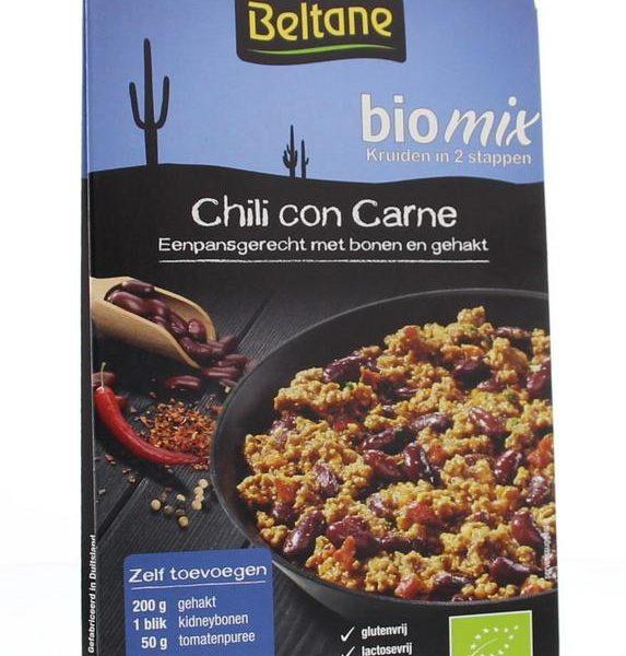 Chili con carne mix bio