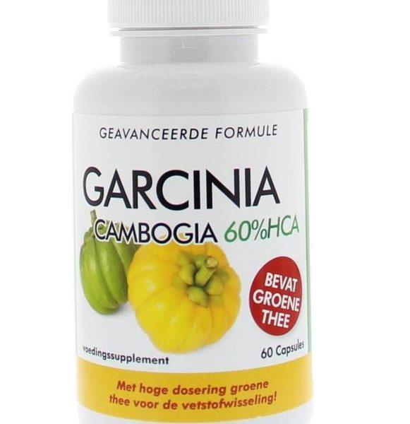 Garcinia cambogia 60% HCA
