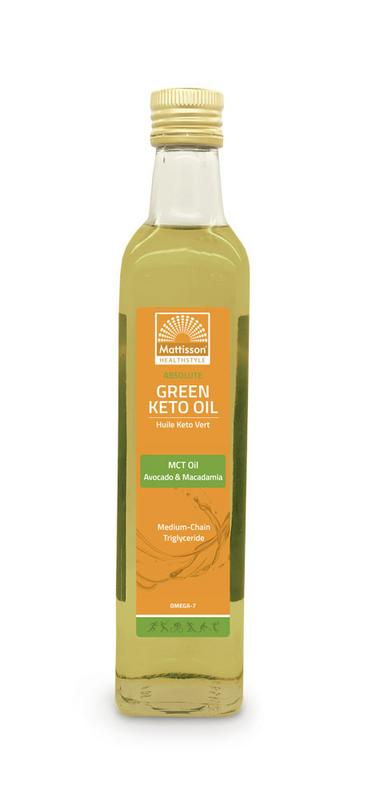 Absolute Green Keto Oil