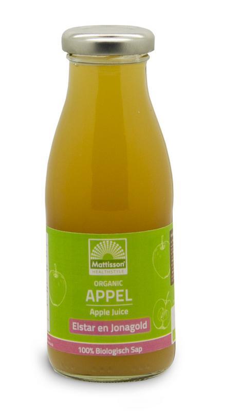 Appelsap/Apple juice bio