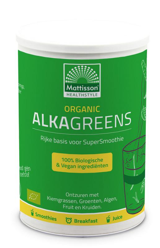 Organic Alkagreens poeder bio