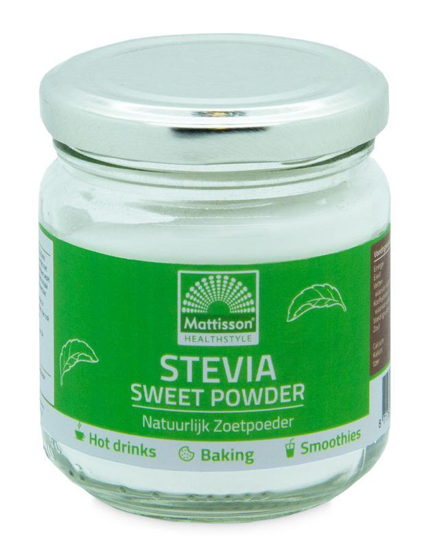 Stevia sweet powder (stevia & inuline)