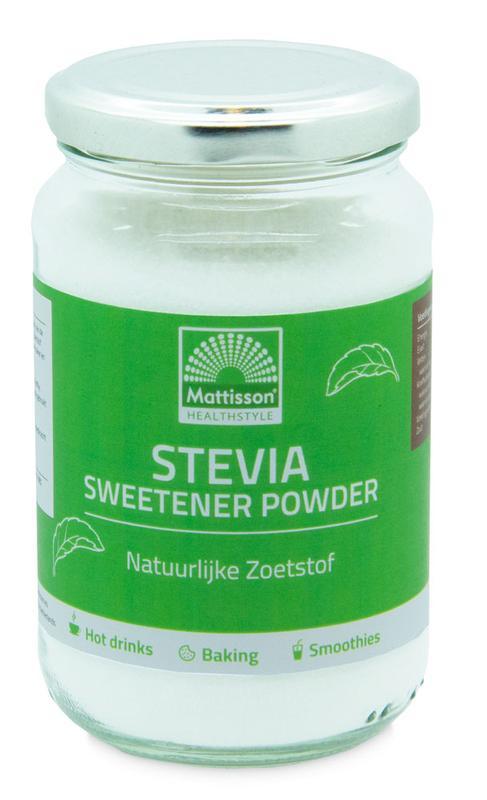 Stevia sweetener powder (stevia & erythritol)