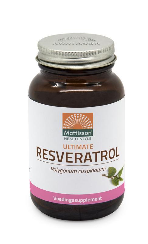 Ultimate resveratrol