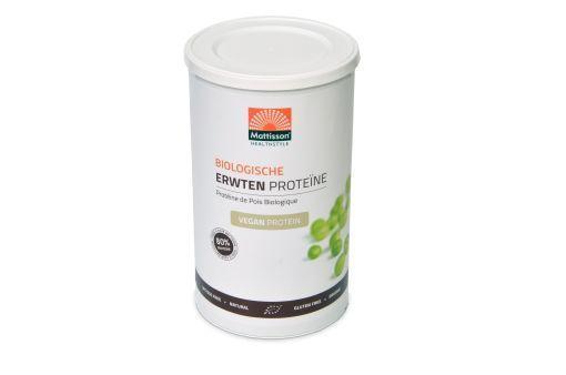 Vegan erwten proteine 80% bio