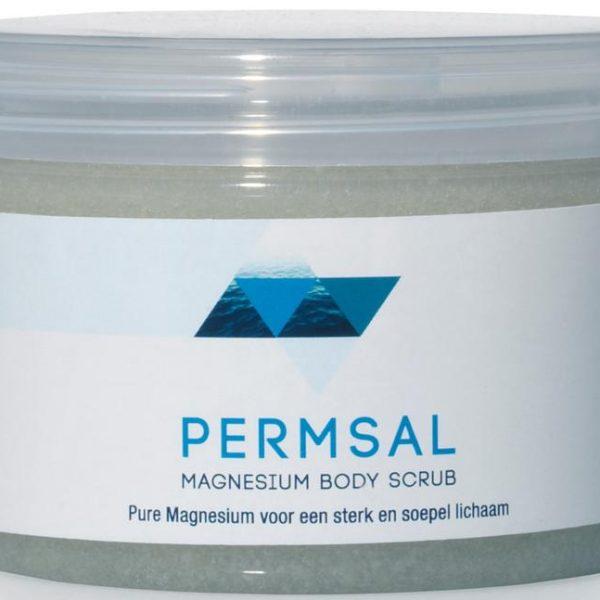 Magnesium body scrub