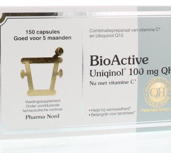 Bio active uniquinol Q10 100 mg
