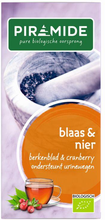 Blaas en nierkruiden thee bio