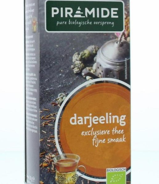 Darjeeling thee eko bio
