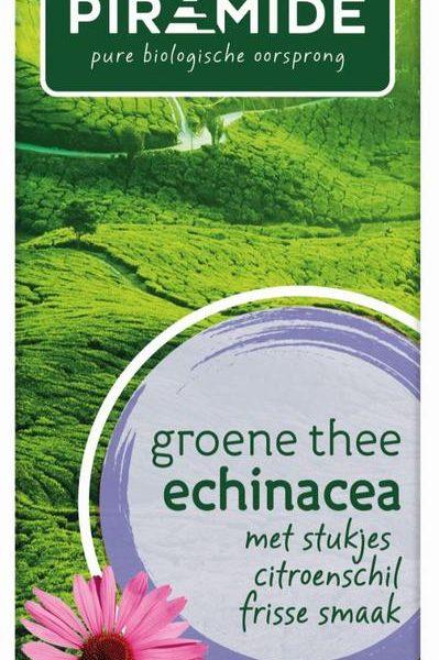 Groene thee echinacea bio