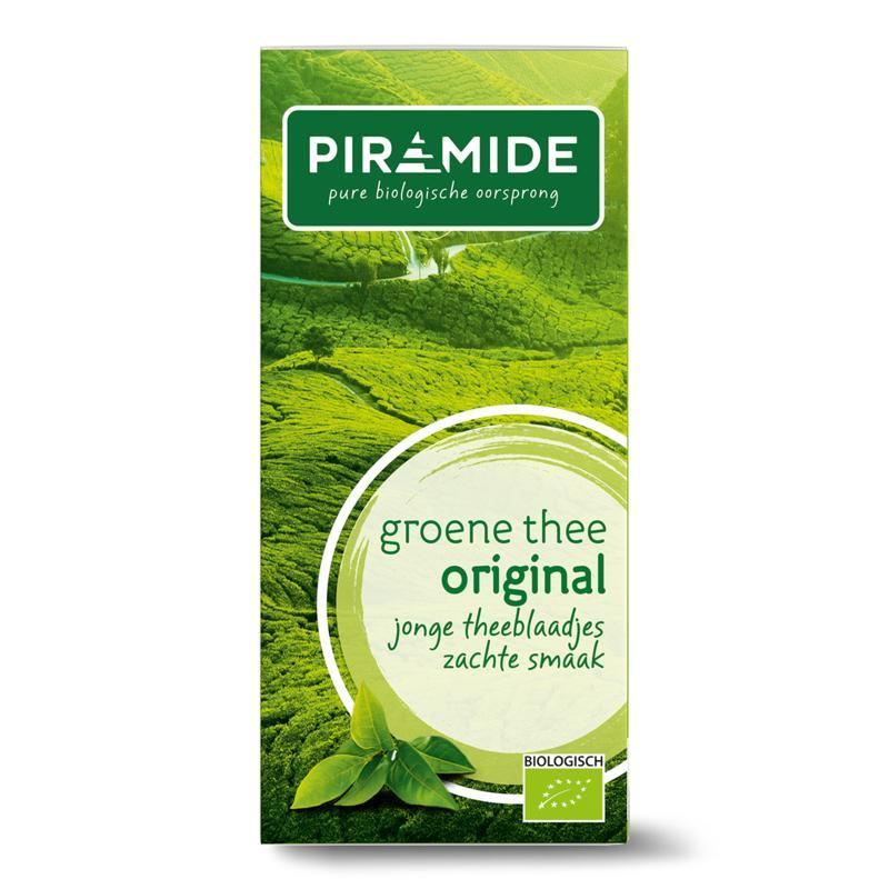 Groene thee eko original bio