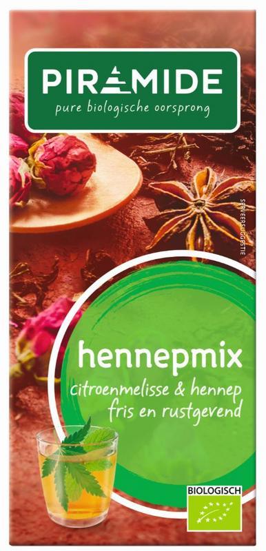 Hennep mix bio