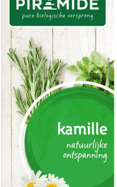Kamille thee eko bio