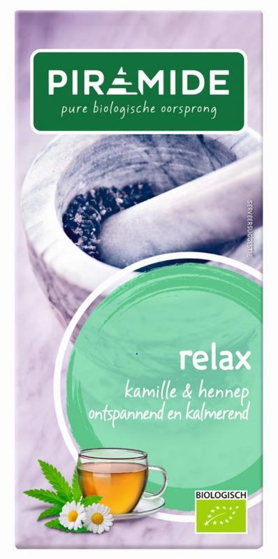 Relax thee hennep bio
