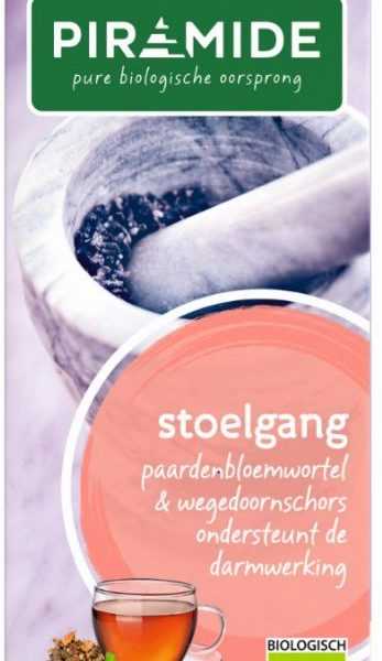 Stoelgang thee eko bio