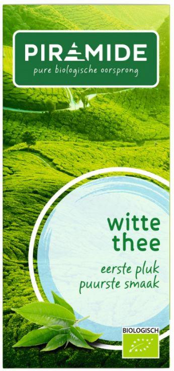 Witte thee original eko bio