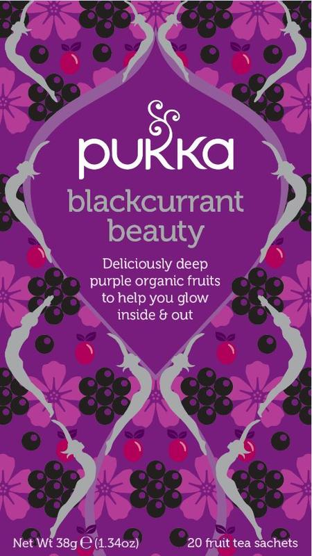 Blackcurrant beauty bio