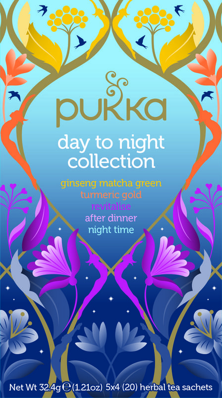Day to night collection bio