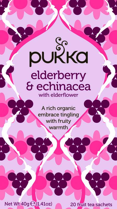 Elderberry & echinacea bio