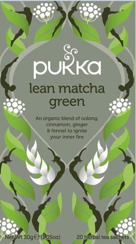Lean match green tea bio