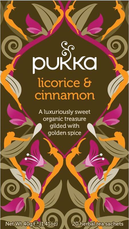 Licorice & cinnamon thee bio