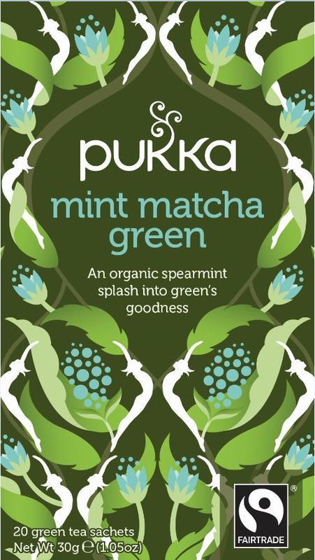 Mint matcha green bio
