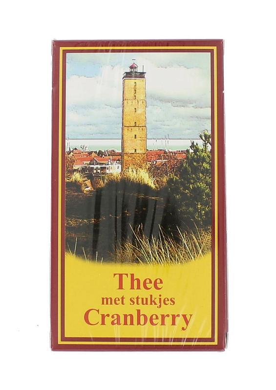 Terschelling cranberry thee