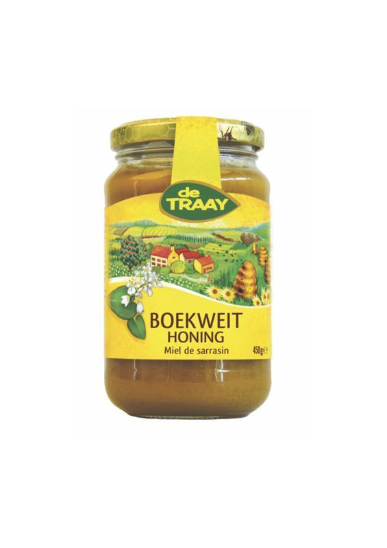 Boekweit creme honing