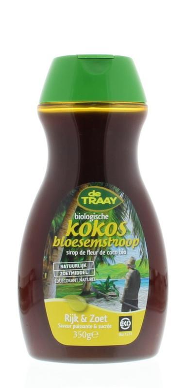 Kokosbloesemstroop eko bio