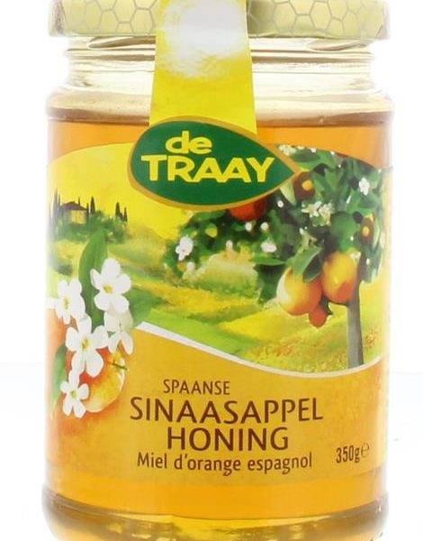 Sinaasappel honing