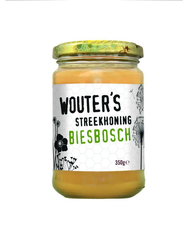 Wouters streekhoning Biesbosch
