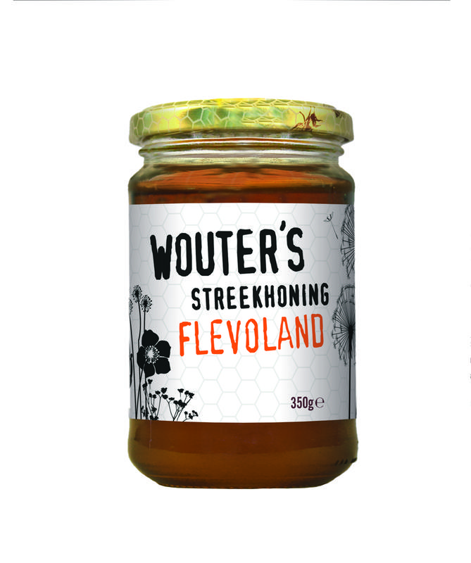 Wouters streekhoning Flevoland
